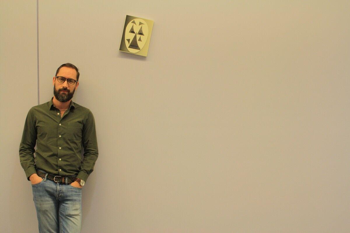 Portrait of Emiliano Valdés. Photo by Stefanía Ramírez. Courtesy of MAMM.