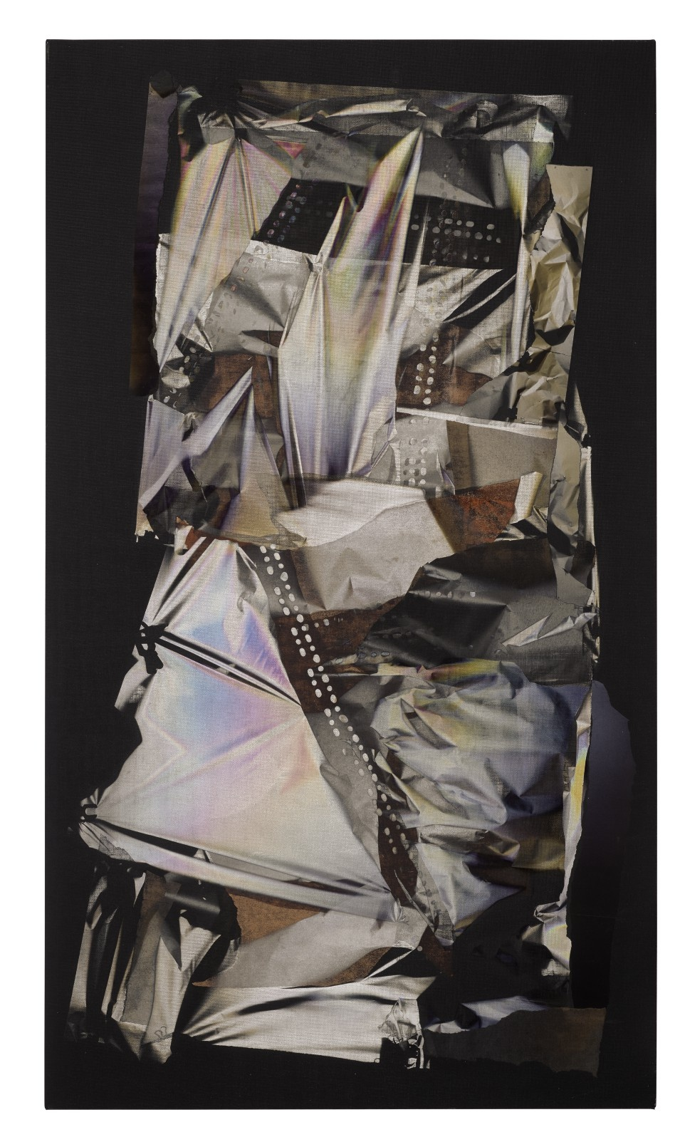 Larry Bell, Cyclone,1990. Estimate $12,000–18,000.