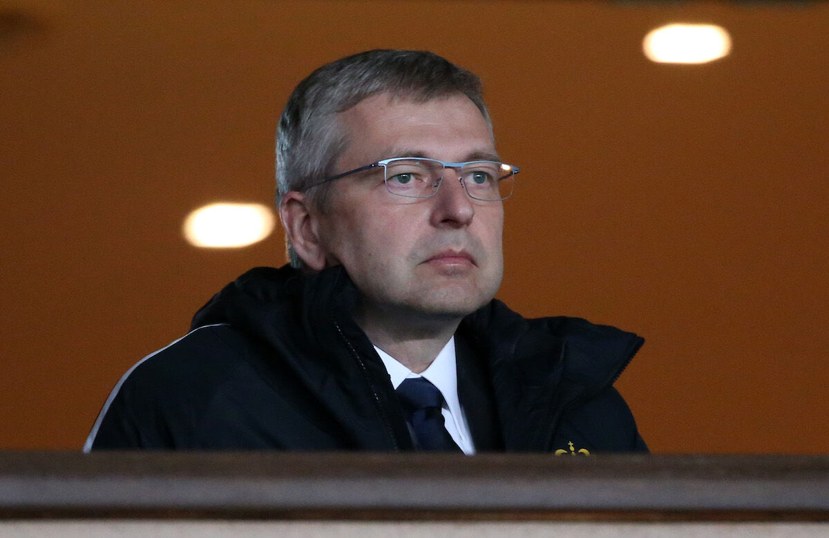 Dmitry Rybolovlev. Photo by Jean Catuffe/Getty Images.