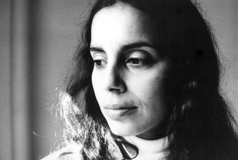 Portrait of Ana Mendieta © The Estate of Ana Mendieta Collection, LLC. Courtesy of Galerie Lelong, New York.