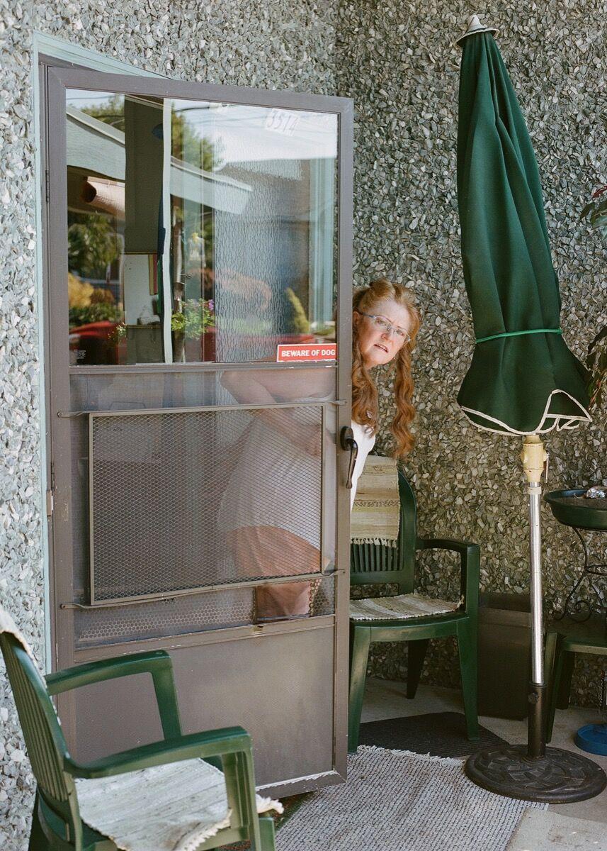 Lauren Anglais Field, Debbie Austin, Portland, OR. Courtesy of the California Sunday Magazine.