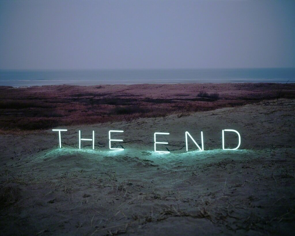 Jung Lee, The End (2010). Image courtesy of Green Art Gallery