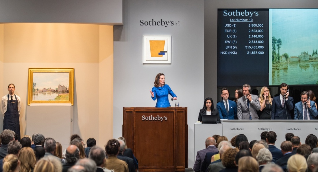 Photo courtesy of Sotheby's.
