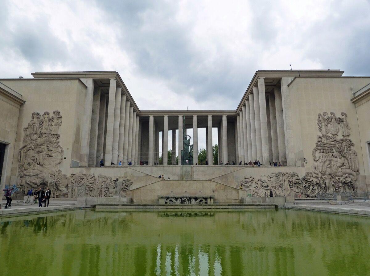 Musée d'Art Moderne at Palais de Tokyo, Paris. Photo by jameswberk, via Flickr.