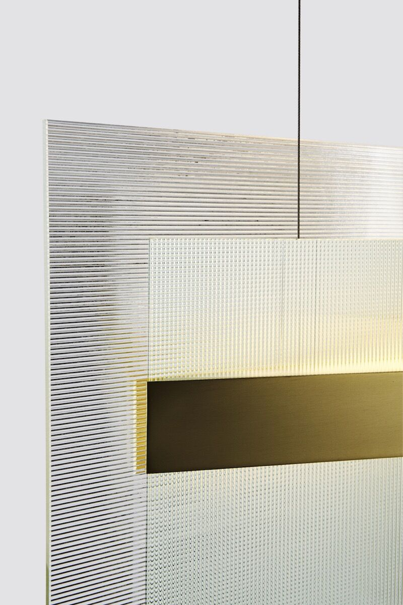 Detail of Kazimir pendant by Ladies & Gentlemen Studio. Image courtesy of Roll & Hill.