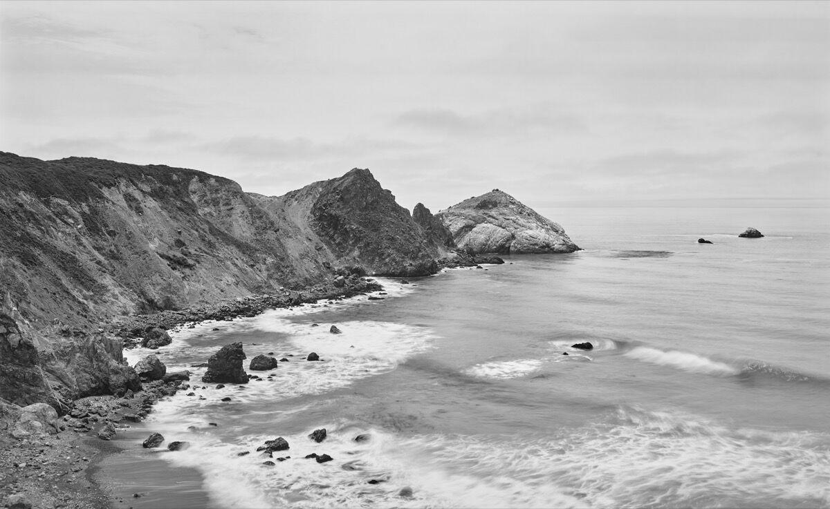 Richard Learoyd, Big Sur 1, 2018. © Richard Learoyd. Courtesy of Fraenkel Gallery, San Francisco.