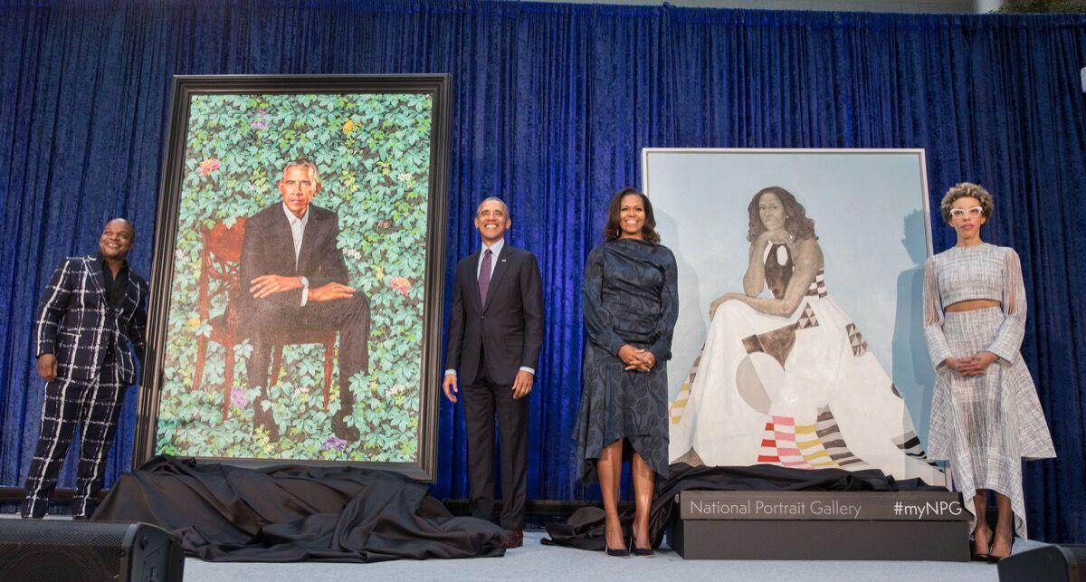© 2018 Pete Souza. Courtesy of the National Portrait Gallery, Washington D.C.