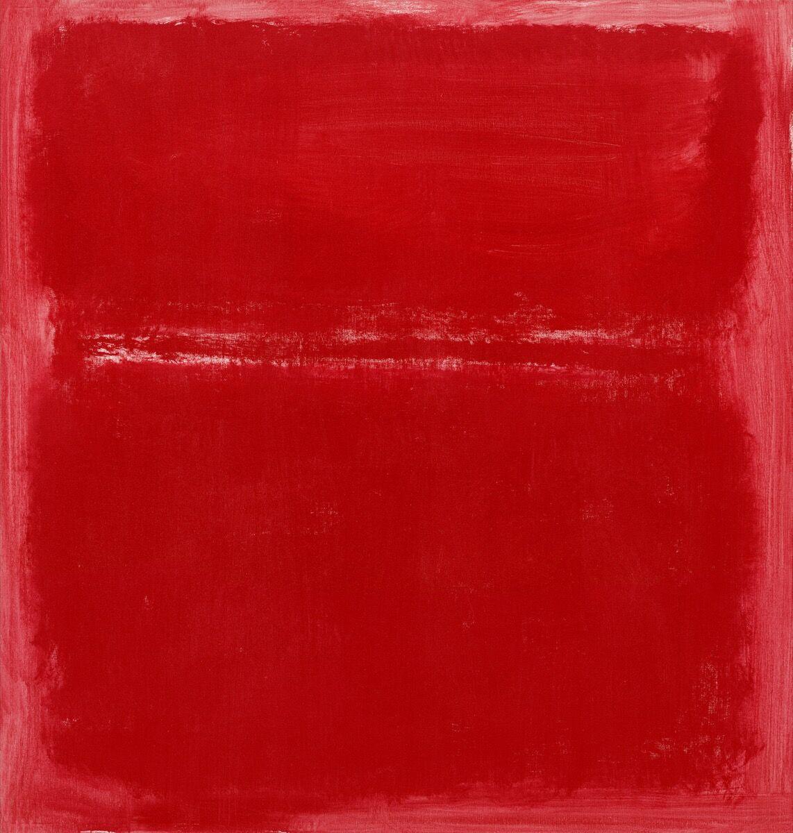 Mark Rothko, Untitled, 1970. Courtesy of the National Gallery of Art, Washington, DC.