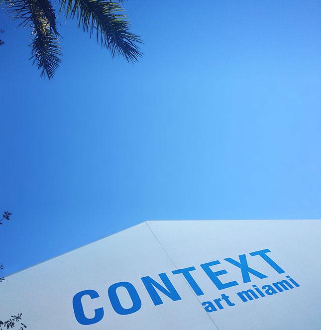 Courtesy of CONTEXT Art Miami