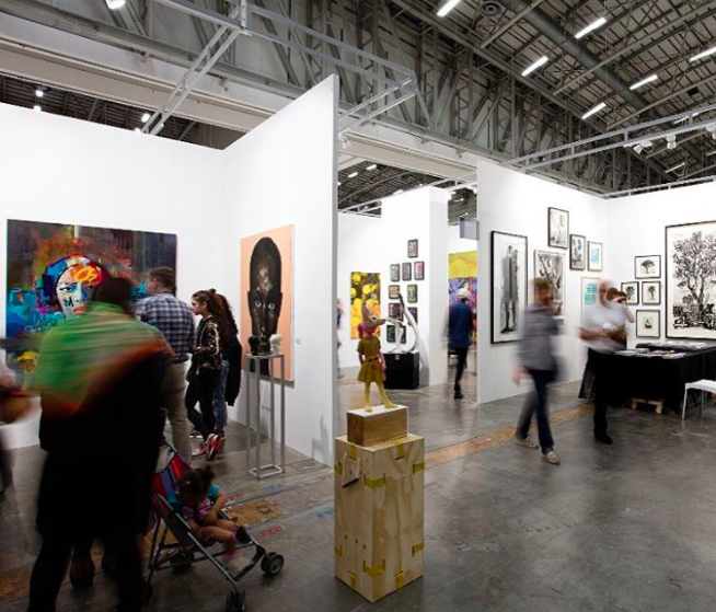 Image Courtesy of Cape Town Art Fair.