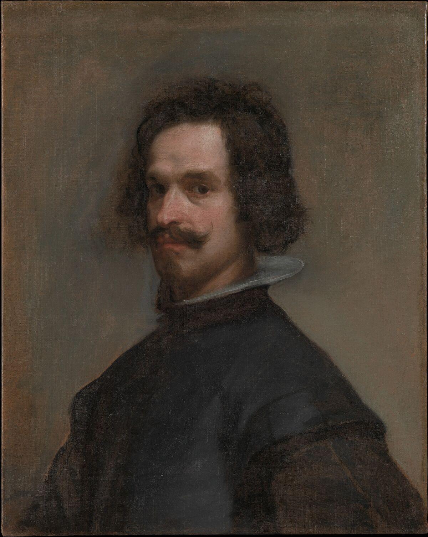 Diego Rodríguez de Silva y Velázquez, Portrait of a Man, ca. 1630-35. Courtesy of the Metropolitan Museum of Art.