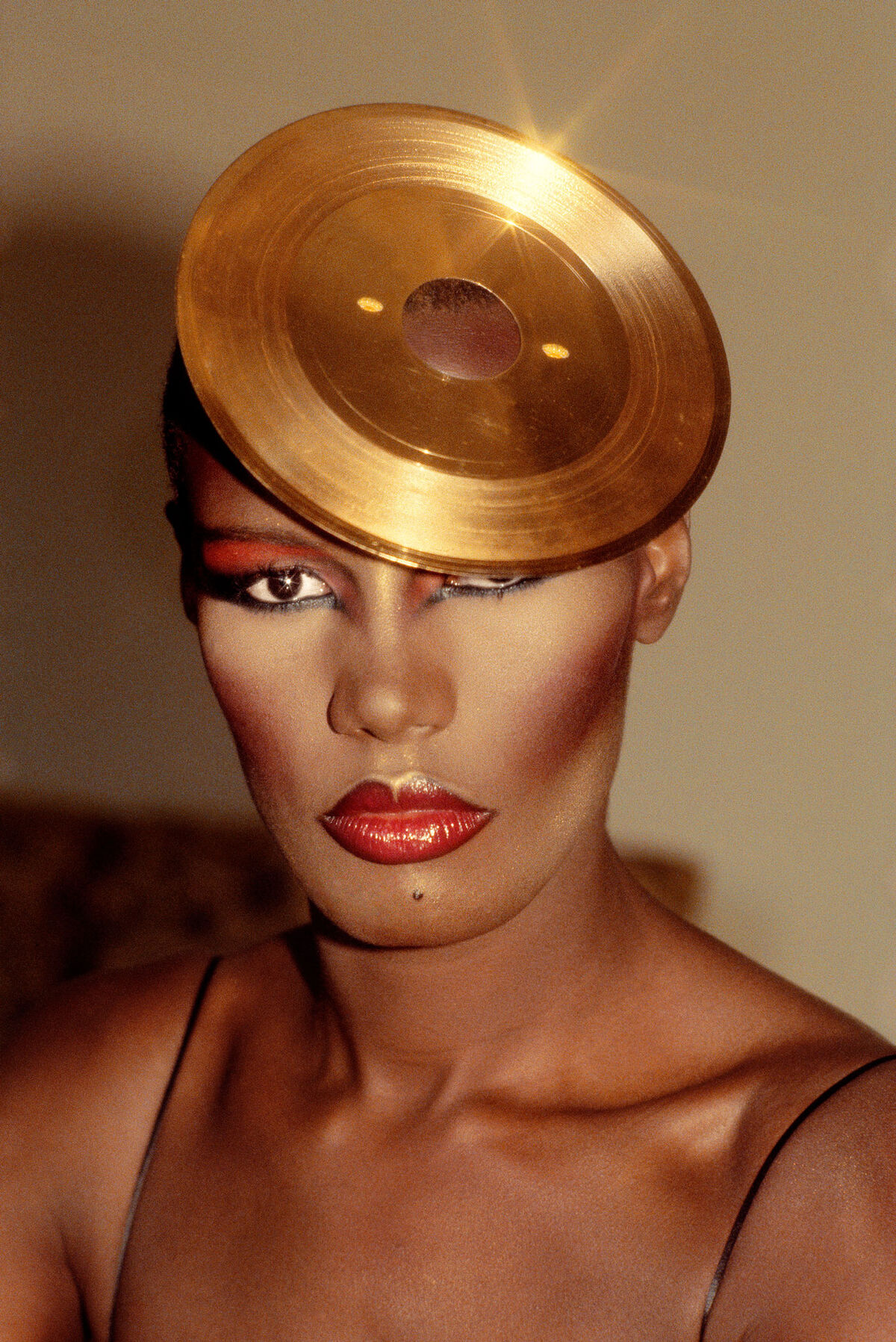Kwame Brathwaite, Grace Jones, date unknown. Courtesy of the artist and Philip Martin Gallery, Los Angeles.