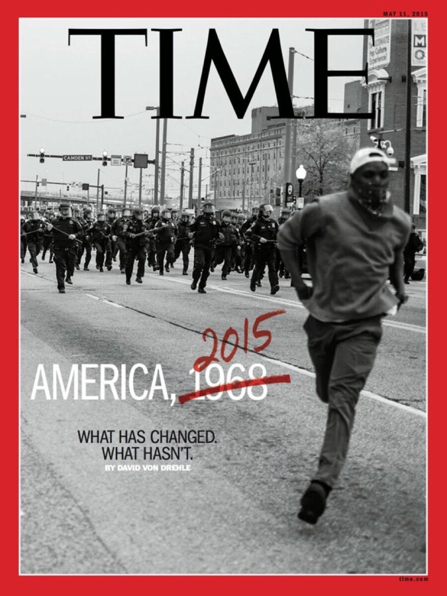 Photo courtesy of TIME