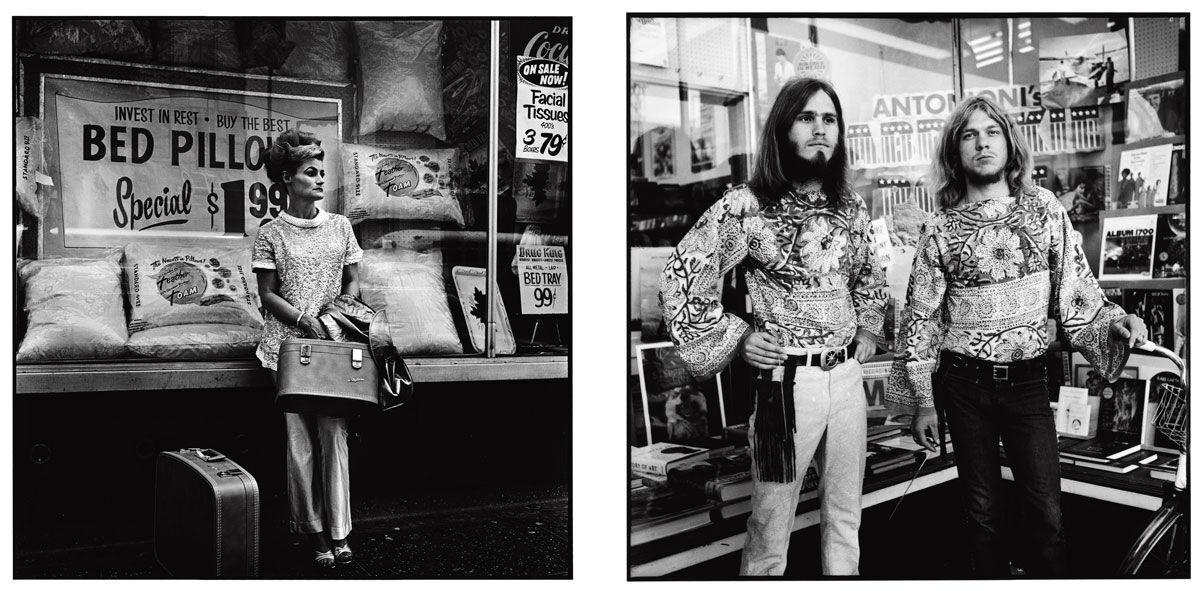 Photographs from Dennis Feldman, Hollywood Boulevard: 1969-1972, 2015. Courtesy of the artist.