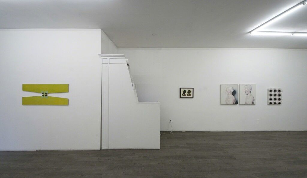 "Installation view of ""The Great Debate About Art: Part 1"" courtesy of envoy enterprises"