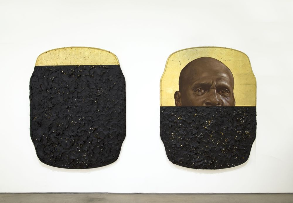 Titus Kaphar. The Jerome Project (My Loss), 2014. © Titus Kaphar. Photo: courtesy of the artist and Jack Shainman Gallery, New York.