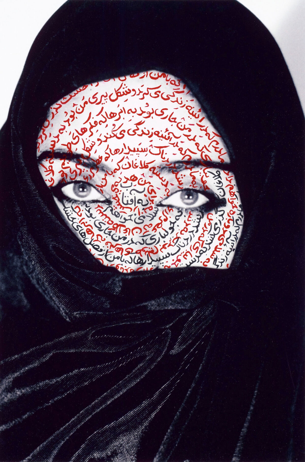 Shirin Neshat, I Am Its Secret, 1993. © Shirin Neshat. Photo by Plauto. Courtesy of the artist and Gladstone Gallery, New York and Brussels.