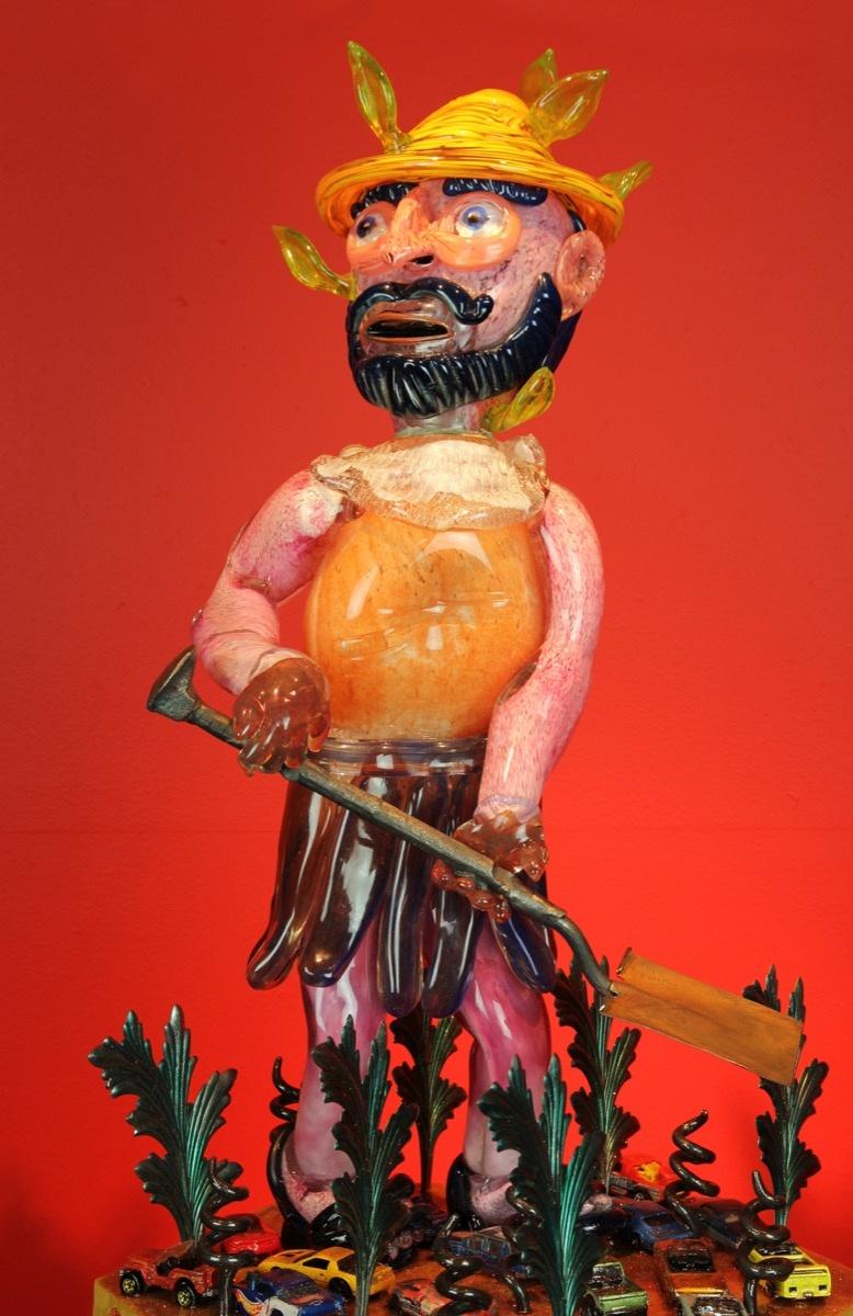 Einar & James de la Torre, San Ysidro, 2014. Courtesy of the Craft and Folk Art Museum.
