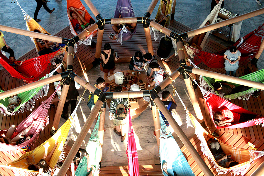 OPAVIVARÁ!, Formosa Decelerator,2014. Courtesy A Gentil Carioca and the artists