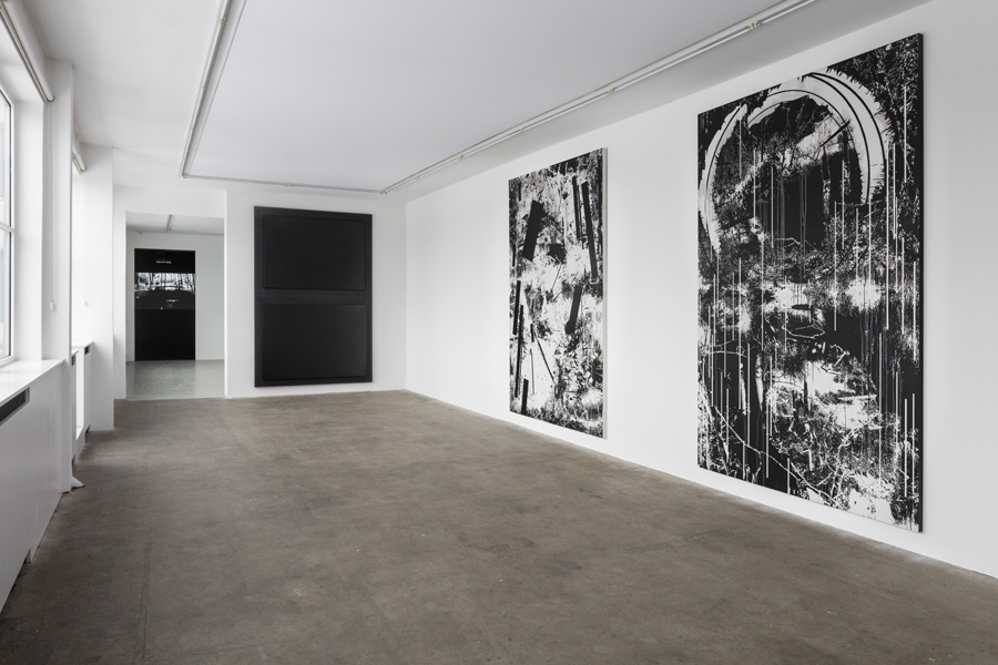 "Installation view of ""Yehudit Sasportas: Vertical swamps"" at Galleri Bo Bjerggaard, Copenhagen. Courtesy of Galleri Bo Bjerggaard and the artist."