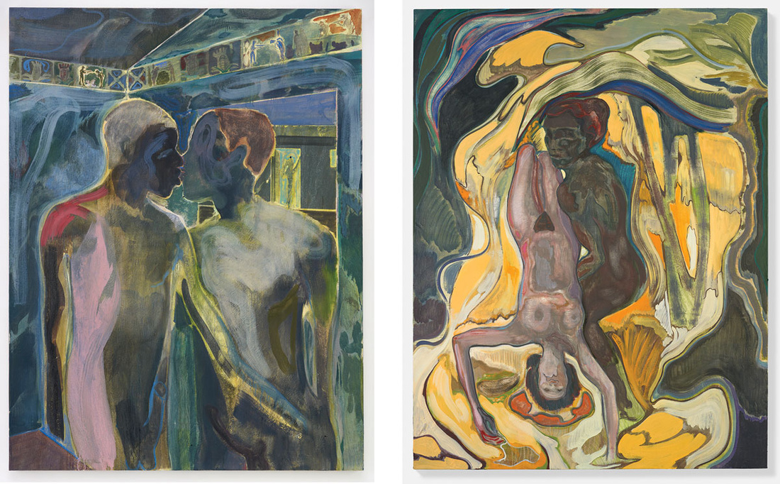 Contemporary Painters 2014 painter michael armitage captures the tragic realities of the
