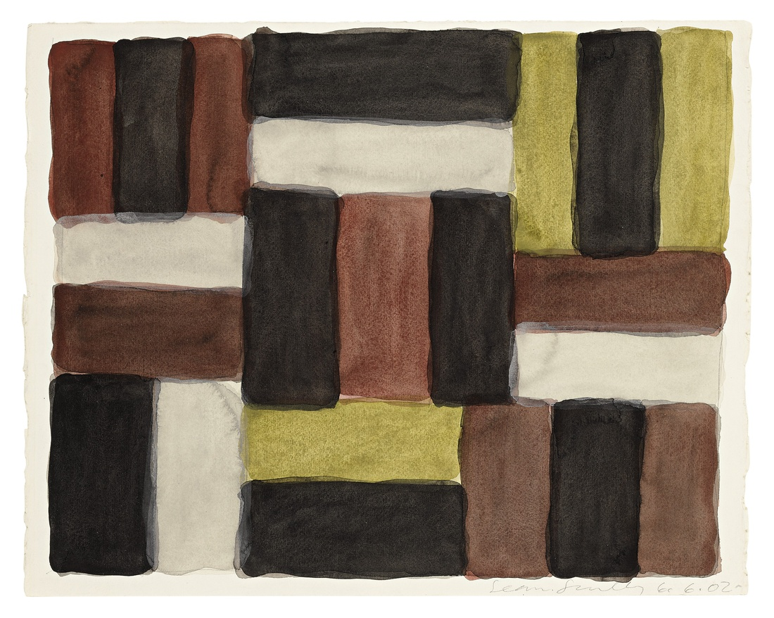 Sean Scully, Untitled, 2002
