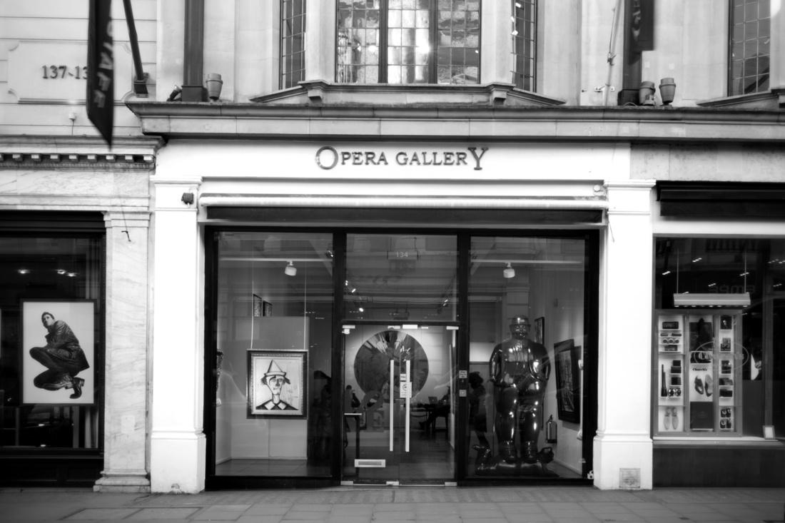Opera Gallery, London.© Opera Gallery.