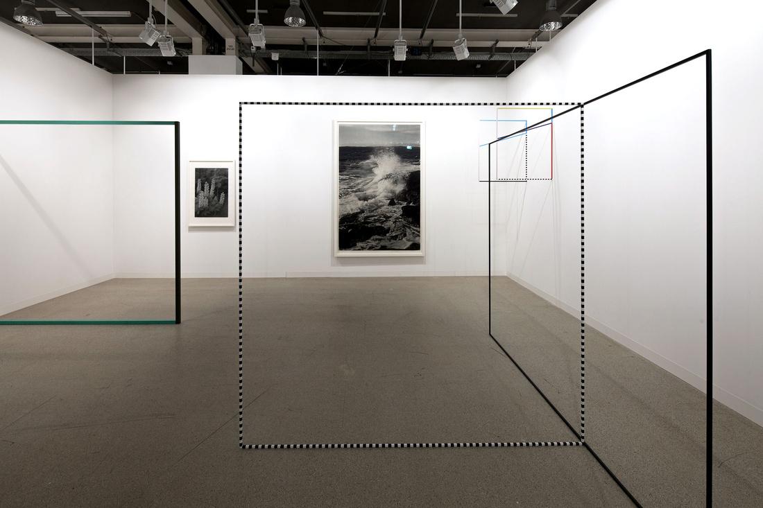 Andréhn-Schiptjenkoat Art Basel 2015. Photo by Alec Bastian for Artsy.
