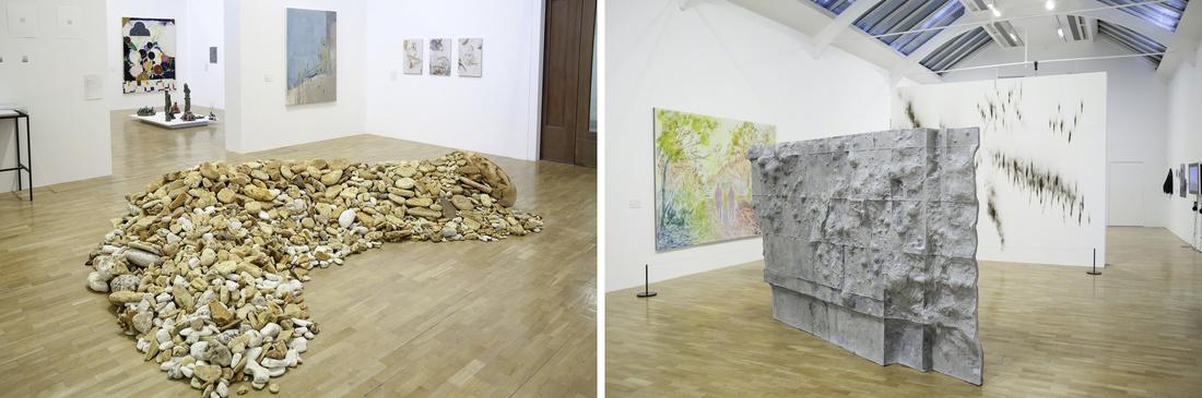 Installation views: Whitechapel Gallery, London Jul. 15–Sep. 6, 2015. Courtesy Whitechapel Gallery.