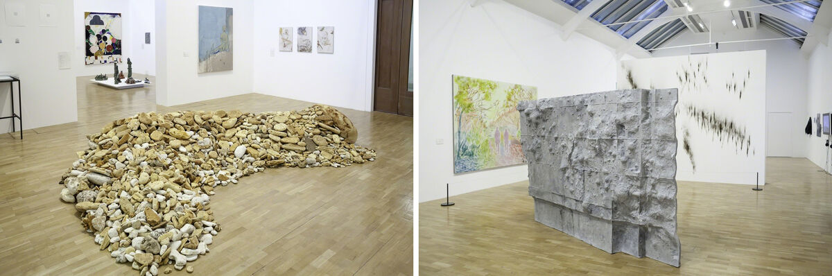 Installation views: Whitechapel Gallery, London Jul. 15–Sep. 6, 2015. Courtesy Whitechapel Gallery.