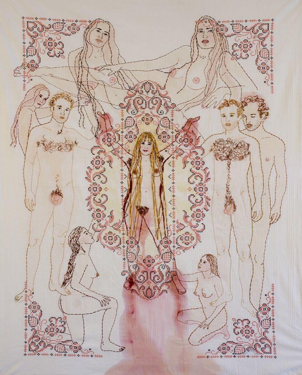 Orly Cogan, Samson, 2006. Courtesy of the artist.