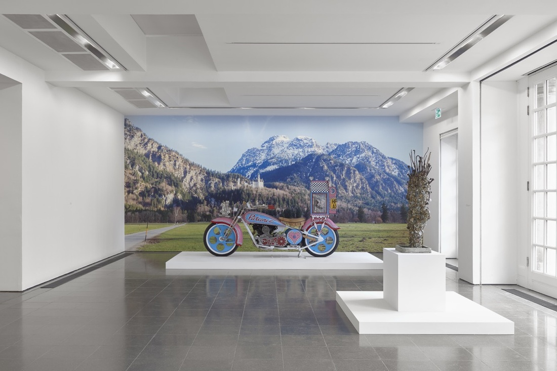 Installation view of Grayson Perry at Serpentine Gallery, London. Photo by Robert Glowacki, courtesy of Serpentine Gallery.