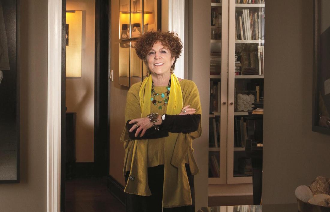 Portrait of Alice Sachs Zimet. Courtesy The Print Atelier.