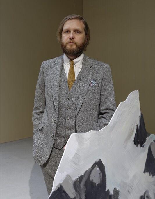 Portrait ofRagnar Kjartansson. Photo byAurélien Mole.