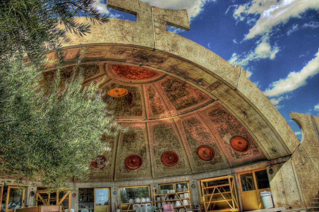 Photo by arcosanti apse, via Flickr.
