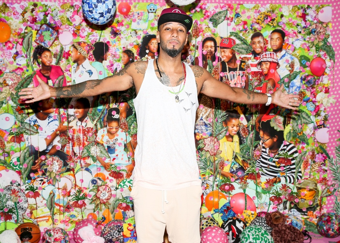 Swizz Beatz. Photo © BFA, Angela Pham.