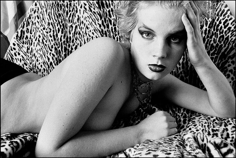 Ruby Ray, Penelope on Leopard, 1977. Courtesy of the artist.