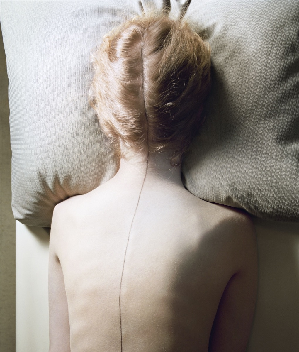 Jo Ann Callis, Untitled, from Early Color Portfolio, c. 1976. © Jo Ann Callis. Courtesy of the artist and ROSEGALLERY.