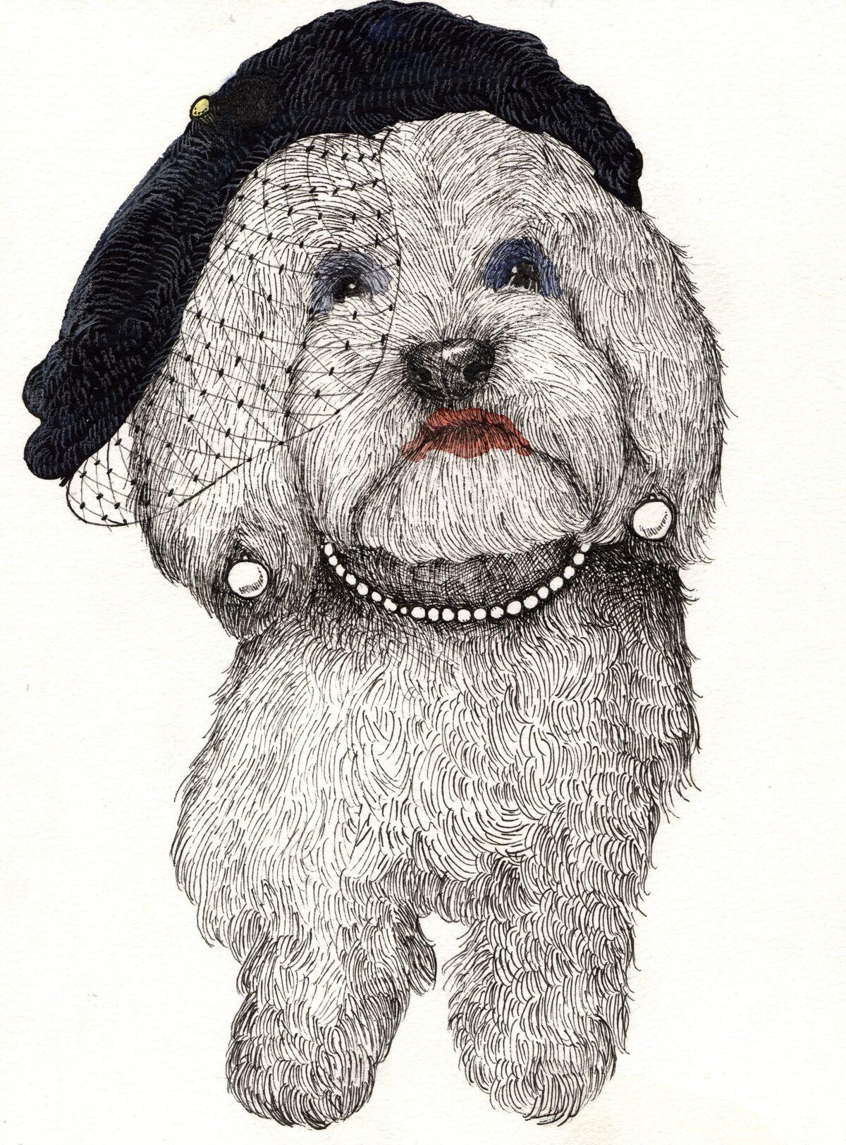 J. Penry, Lola, 2008. Courtesy of the artist.
