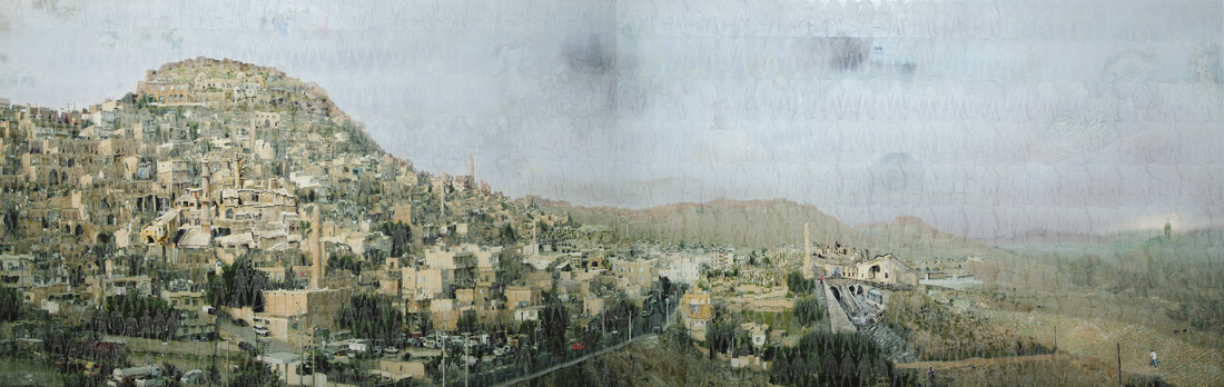 Azade Köker, Mardin, 2015, courtesy of Elgiz Museum of Contemporary Art and Galeri Zilberman.