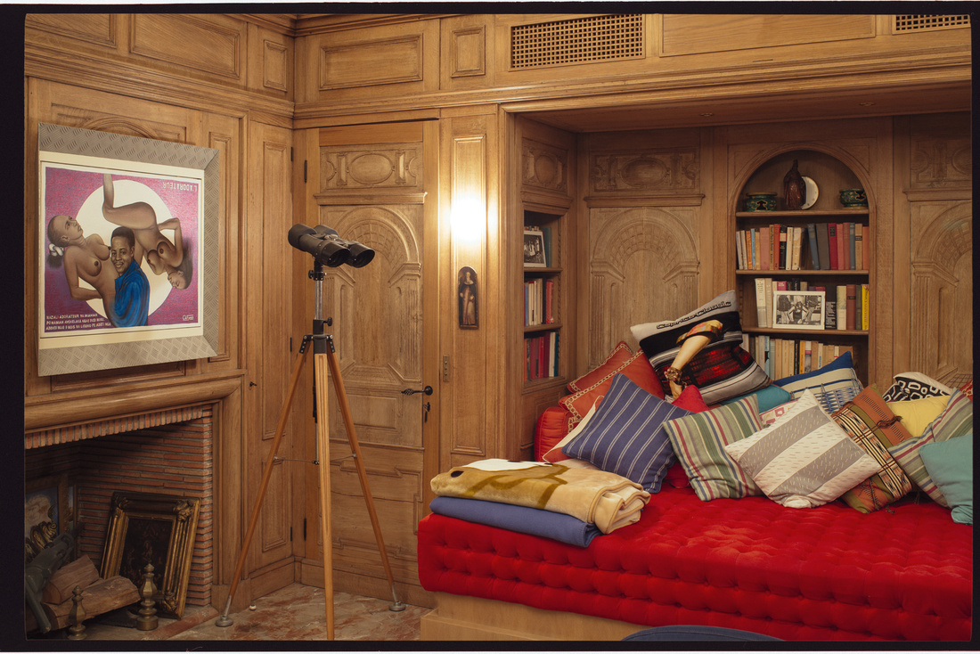 inside the world of jean pigozzi the tech investor with the photo of jean pigozzi s nbsp home in nbsp cap d antibes by nbsp