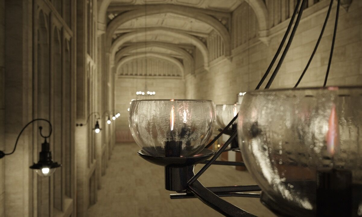 Thresholds visualization, courtesy of Mat Collishaw and VMI Studio.