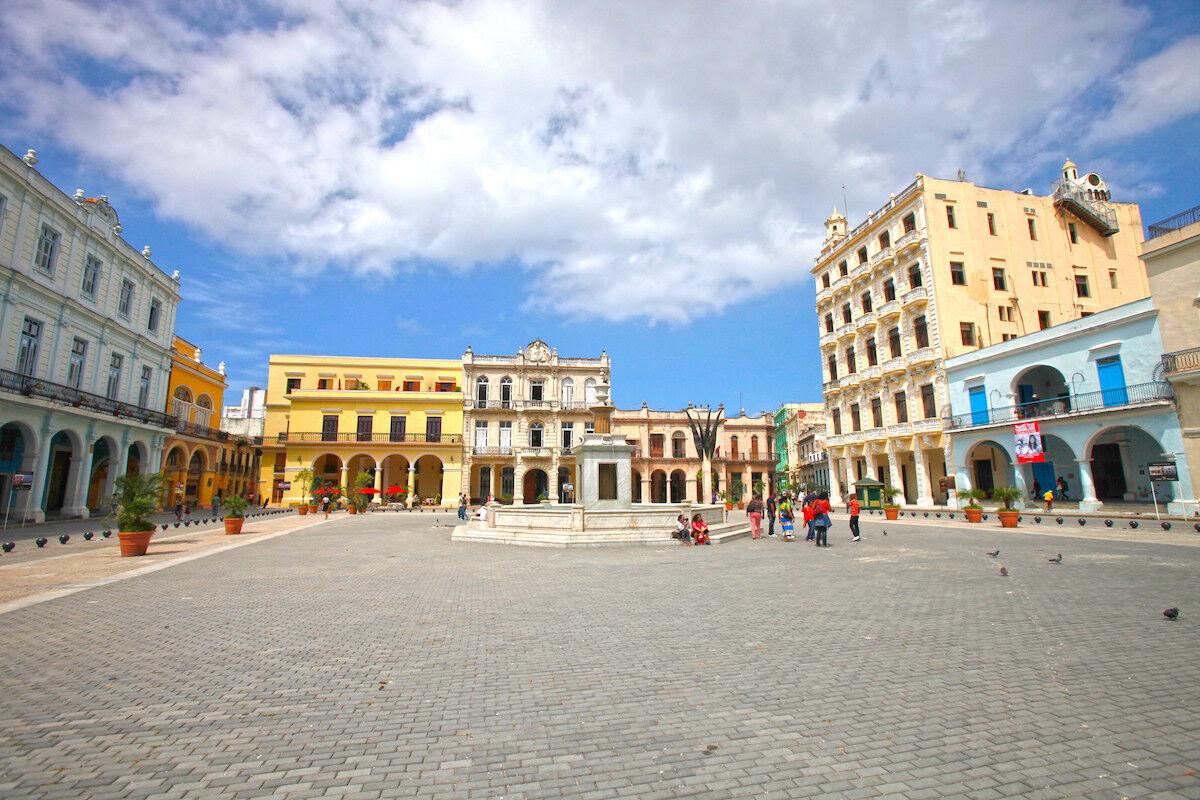 Old Havana. Photo by Andrzej Wrotek, via Flickr.