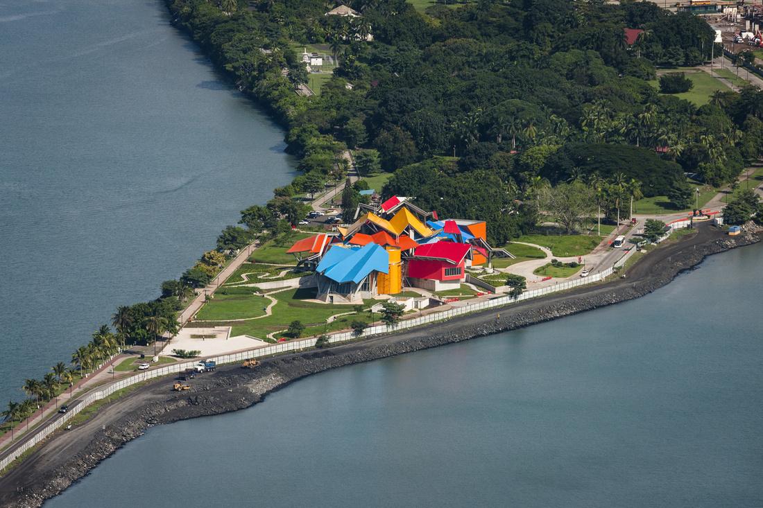 Biomuseo, Panamá, Septiember 2014. @Fernando Alda