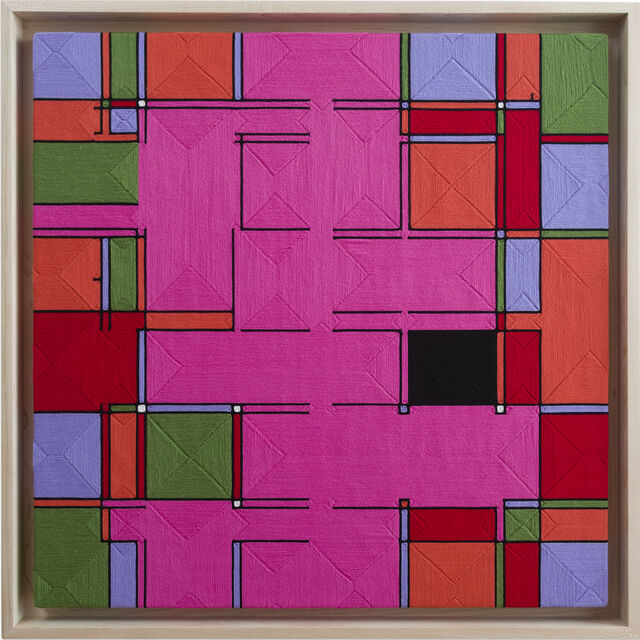 Eduardo TerrazasPossibilities of a Structure: Grid 1.4.12, 1974 Timothy Taylor