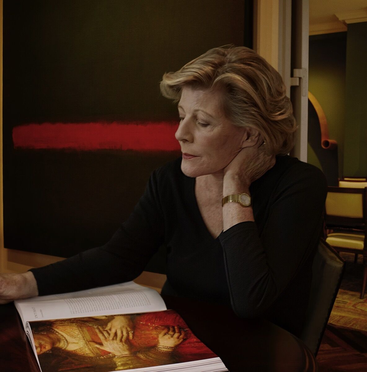 Portrait of Agnes Gund. © Annie Leibovitz. Courtesy of the Art for Justice Fund.