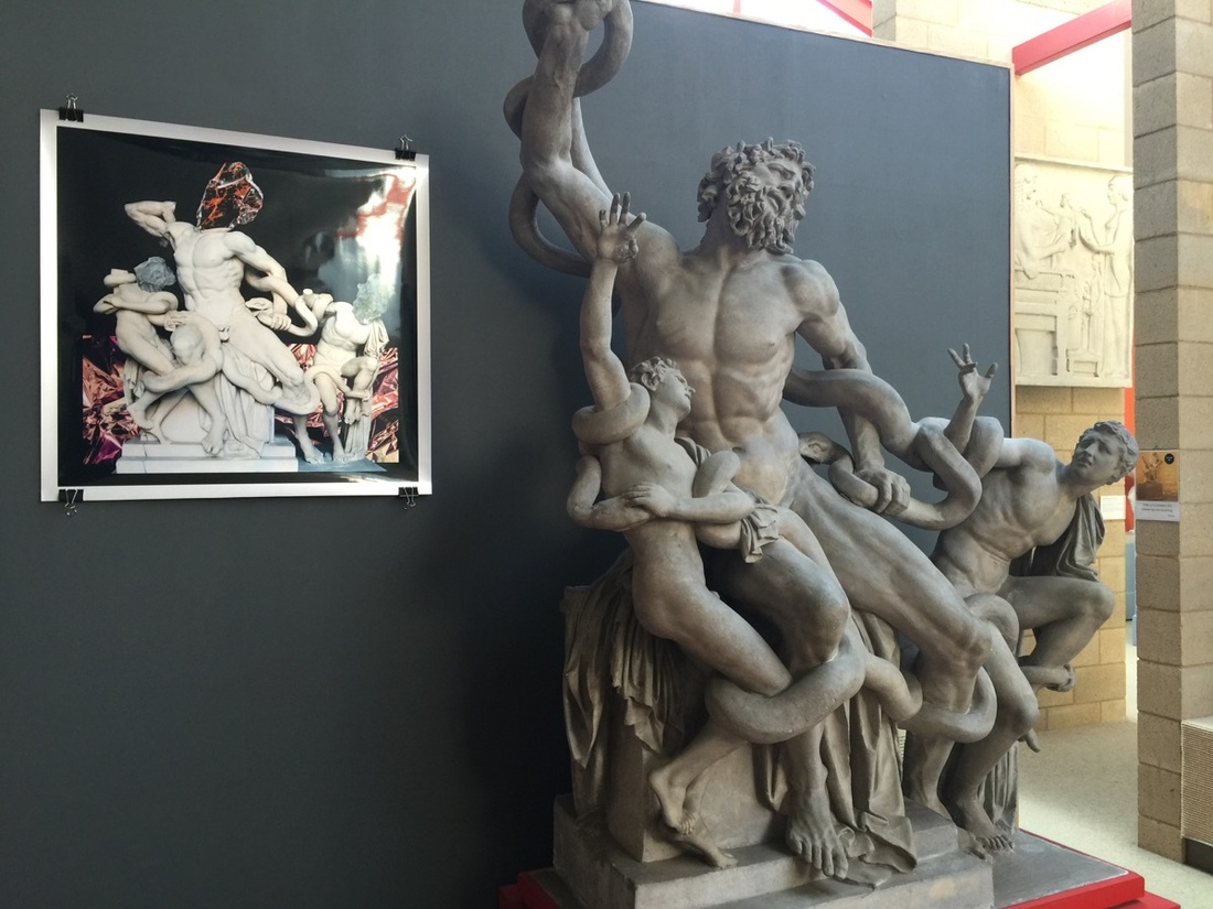 REILLY, Laocoon, 2014. Image courtesy of the artist.