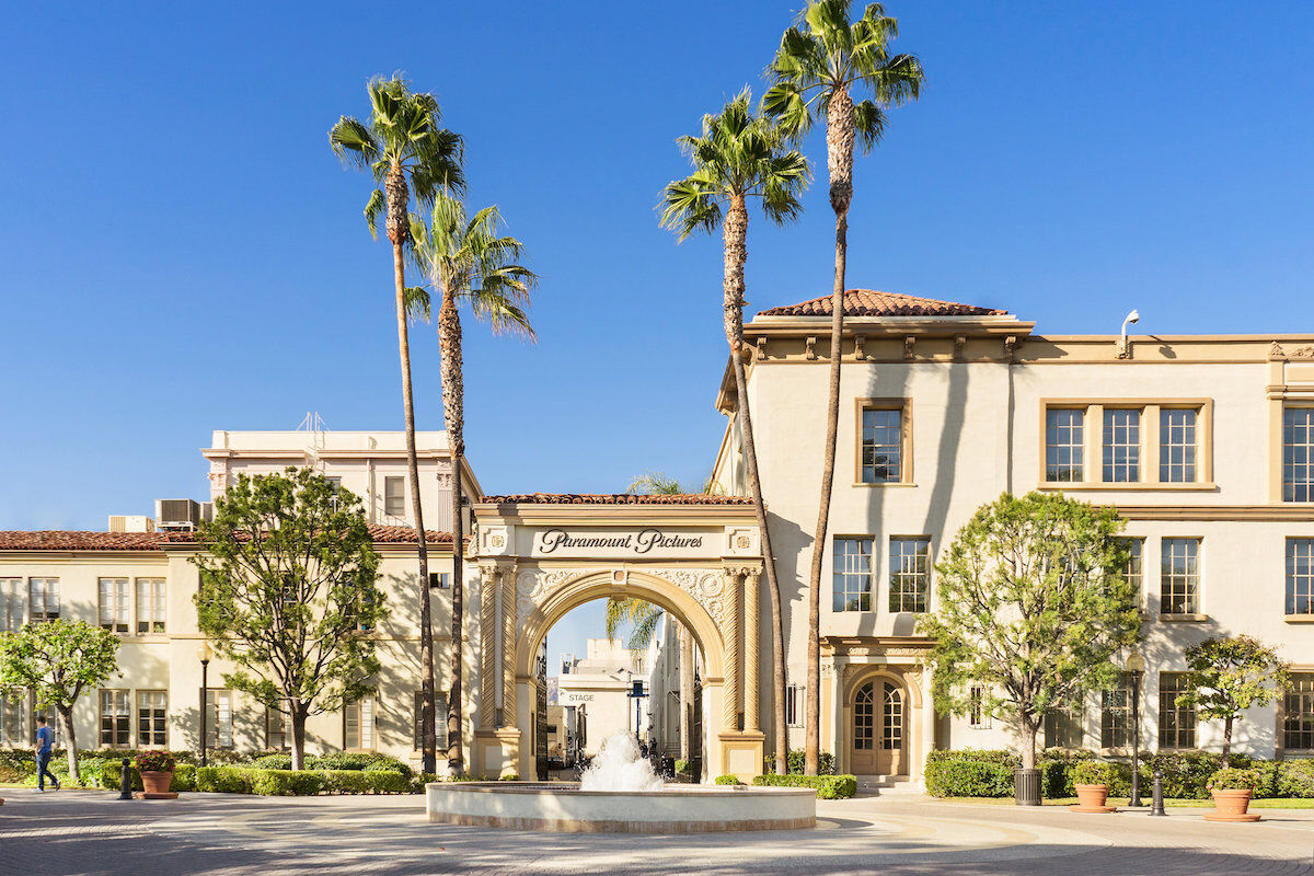 Paramount Pictures Studios will be the venue for the inaugural Frieze Los Angeles fair in February 2019. Photo courtesy of Paramount Pictures Studio.