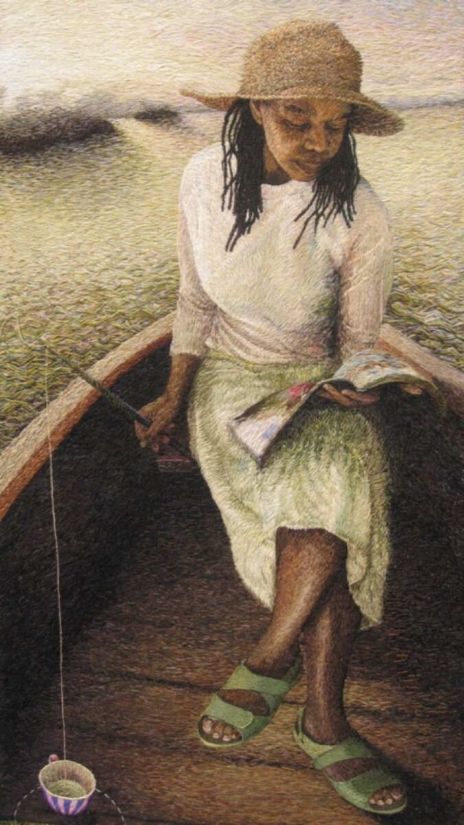 Ruth Miller, Teacup Fishing. Courtesy of the artist.