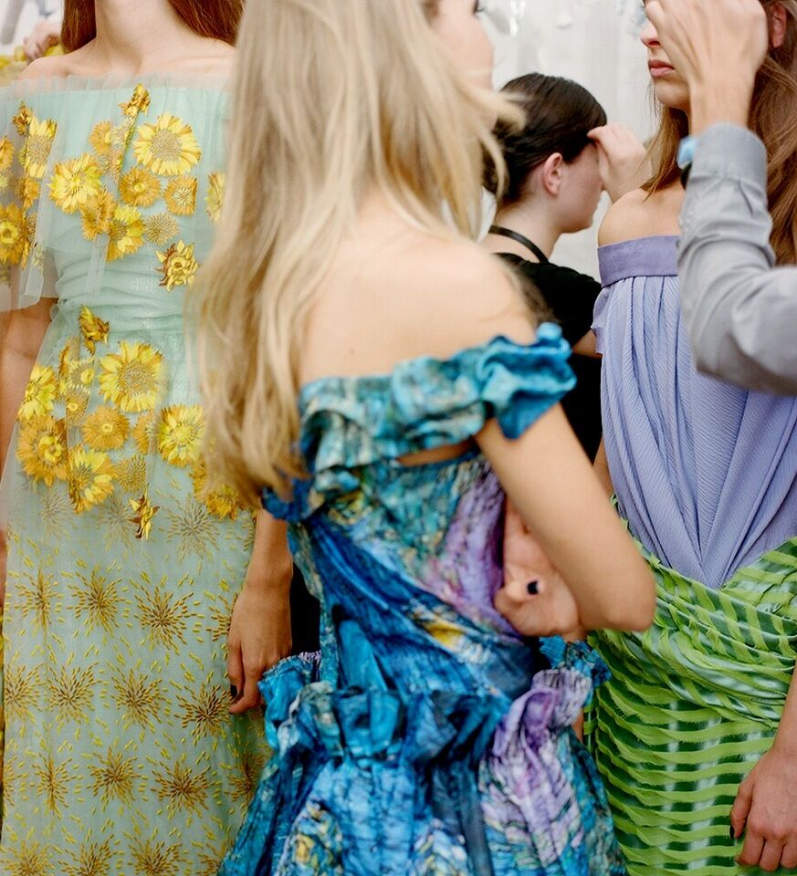 Rodarte Spring 2012. Photo © Autumn de Wilde. Courtesy of Rodarte.